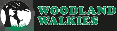 Reliable Dog Walking Service Logo